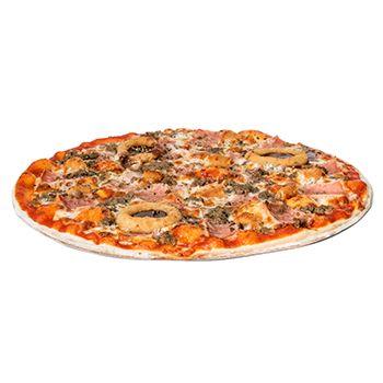Pizza Guerrera