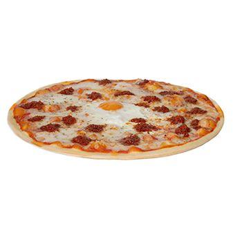 Pizza Volcanica